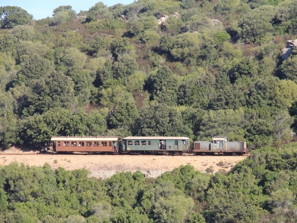 LE PETIT TRAIN VERT - Costa del Sole Travel